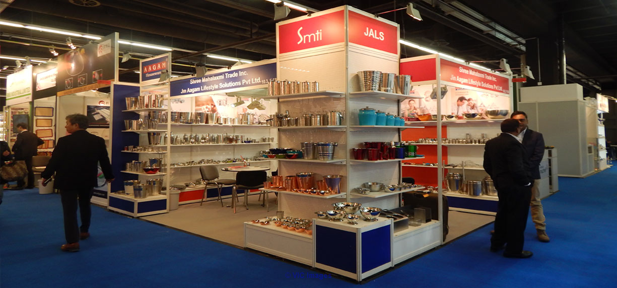 Modular Exhibition Stands In France paris